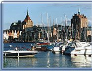 Rostock harbour